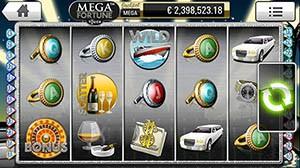 Mega fortune jackpot mobiel