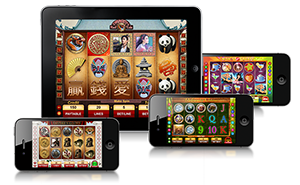 Telefoon en tablet casino's